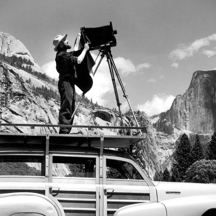 Photographer Biography - ADAMS, ANSEL