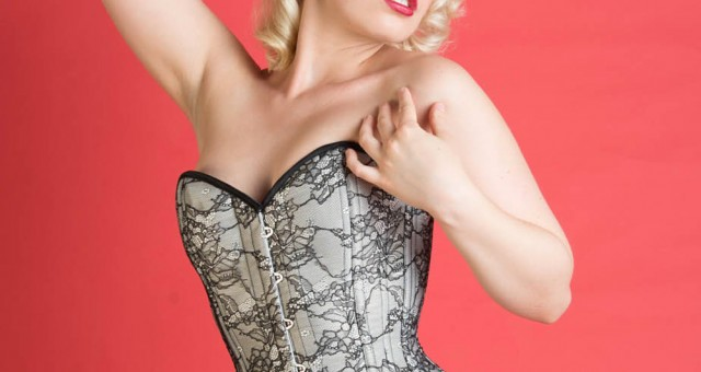 Behind the Scenes - Pinup Photography