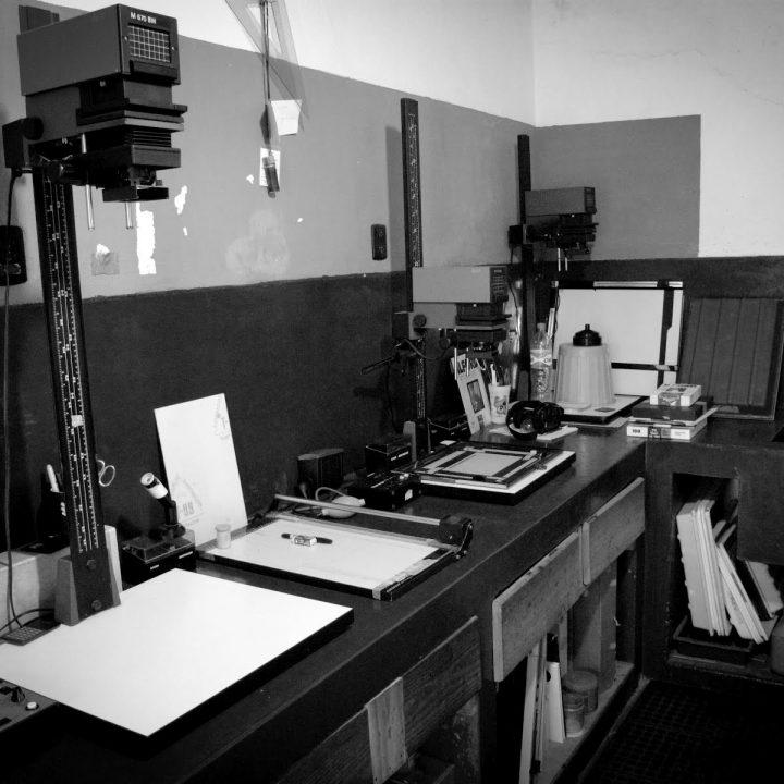 Cuarto Oscuro - Laboratorio Químico Revelado Fotografías