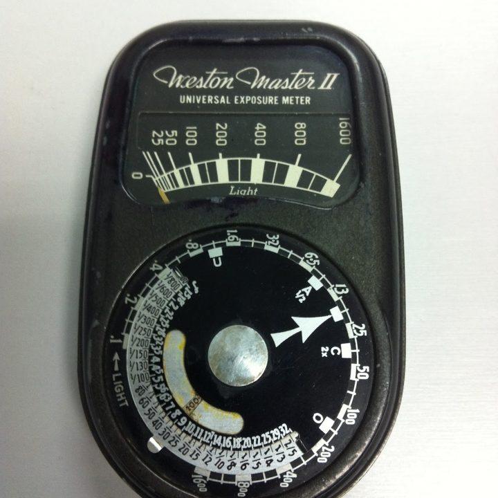 Accesorios Fotográficos - Fotómetro