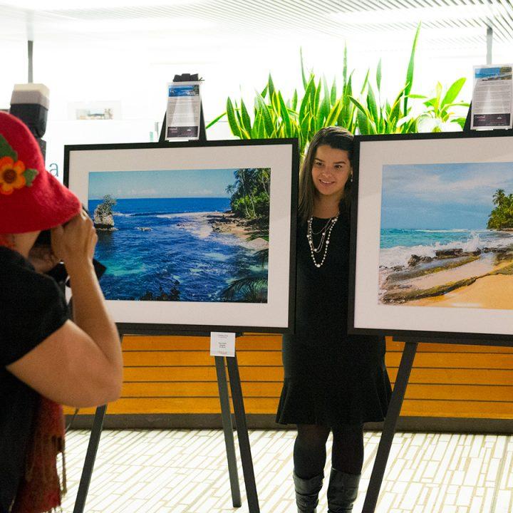 Hispanic Heritage Month Event and Art Exhibit 2014