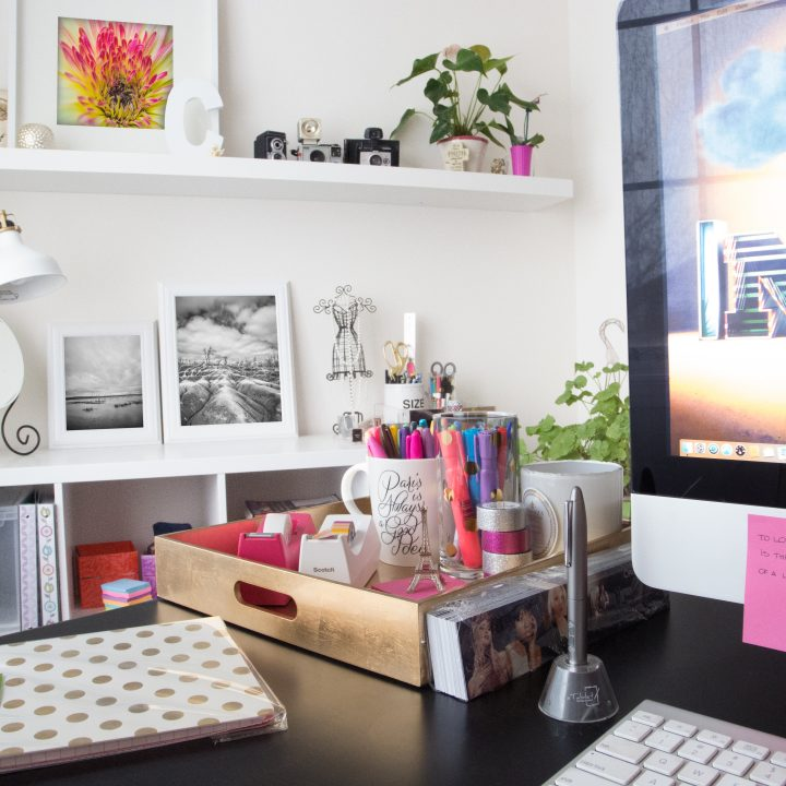 My Organized and Clean Office