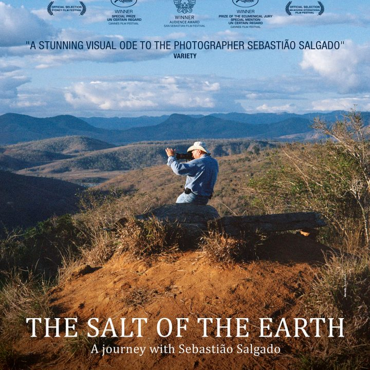 Oscar nominated!  Documentary about Brazilian photographer Sebastiao Salgado