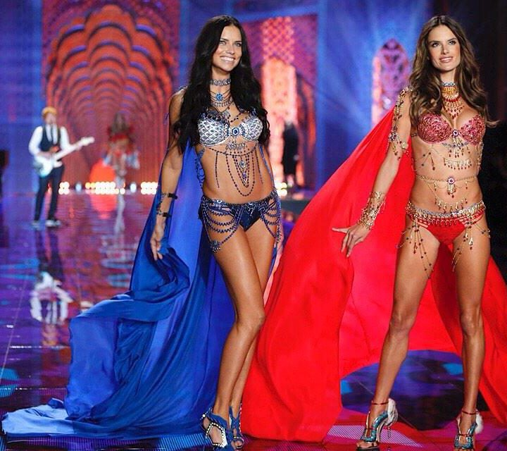 Victoria Secret Fashion Show did it again