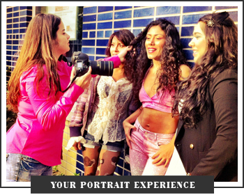 Your Portrait Experience