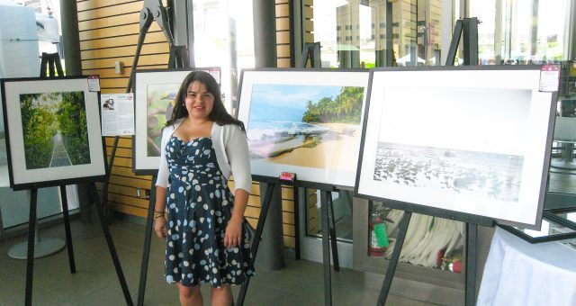 Exhibition at the Mississauga Latin Festival 2015