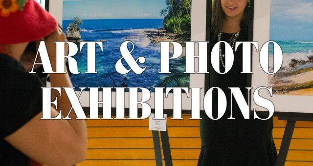 Art & Photography Exhibitions