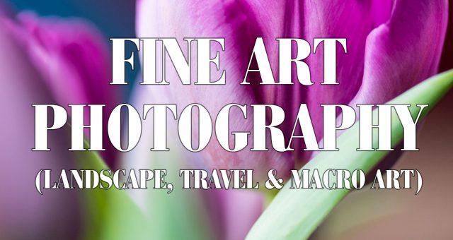 Portfolio Fine Art & Landscape Photography